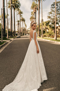 Los Angeles 'Marion' Elly Haute Couture RTW 099-475 Ready To Wear European Bridal Wedding Gown Designer Philippines