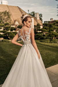 Los Angeles 'Linda' Elly Haute Couture RTW 105-370 Ready To Wear European Bridal Wedding Gown Designer Philippines