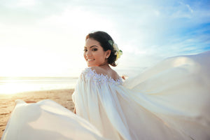 Bali Indonesia Intimate Destination Wedding Ceremony and Reception Package