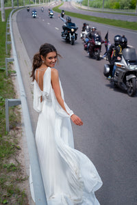 Freedom Papilio Bridal RTW 12062a-240 Ready To Wear European Bridal Wedding Gown Designer Philippines