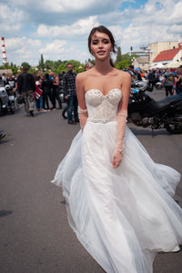 Freedom Papilio Bridal RTW 12069-170 Ready To Wear European Bridal Wedding Gown Designer Philippines