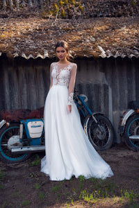Freedom Papilio Bridal RTW 12076-150 Ready To Wear European Bridal Wedding Gown Designer Philippines