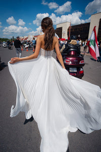 Freedom Papilio Bridal RTW 12078a-245 Ready To Wear European Bridal Wedding Gown Designer Philippines