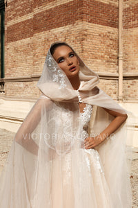 The One Collection 'Bella' Victoria Soprano RTW 15818-316 Ready To Wear European Bridal Wedding Gown Designer Philippines