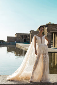 The One Collection 'Emma' Victoria Soprano RTW 16118-385 Ready To Wear European Bridal Wedding Gown Designer Philippines