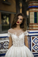 Load image into Gallery viewer, The One Collection 'Vivian' Victoria Soprano RTW 16918-396 Ready To Wear European Bridal Wedding Gown Designer Philippines