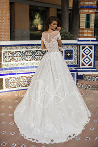 The One Collection 'Vivian' Victoria Soprano RTW 16918-396 Ready To Wear European Bridal Wedding Gown Designer Philippines