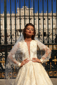 The One Collection 'Blair' Victoria Soprano RTW 17218-644 Ready To Wear European Bridal Wedding Gown Designer Philippines