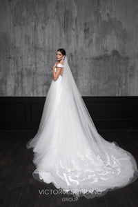 Chic Royal Collection 'Melissa' Victoria Soprano RTW 20719-303 Ready To Wear European Bridal Wedding Gown Designer Philippines