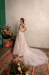 Impression 'Beatrice' Papilio Bridal RTW 2024L-355 Ready To Wear European Bridal Wedding Gown Designer Philippines