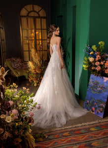 Impression 'Edmon' Papilio Bridal RTW 2036L-285 Ready To Wear European Bridal Wedding Gown Designer Philippines