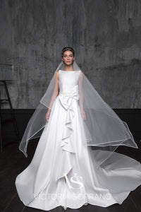 Chic Royal Collection 'Constance' Victoria Soprano RTW 21019-270 Ready To Wear European Bridal Wedding Gown Designer Philippines