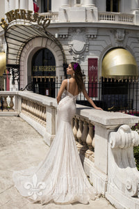 Ma Cherie 'Alisiya' Katherine Joyce Paris RTW 14218-339 Ready To Wear European Bridal Wedding Gown Designer Philippines