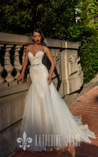 Load image into Gallery viewer, Ma Cherie 'Rebeca' Katherine Joyce Paris RTW 15118-434 Ready To Wear European Bridal Wedding Gown Designer Philippines
