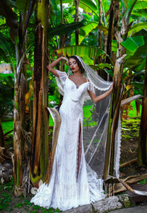 Ma Cherie 'Beatrise' Katherine Joyce Paris RTW 15418-376 Ready To Wear European Bridal Wedding Gown Designer Philippines