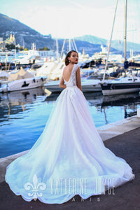 Ma Cherie 'Mari' Katherine Joyce Paris RTW 15518-448 Ready To Wear European Bridal Wedding Gown Designer Philippines