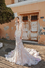 Load image into Gallery viewer, Napoli 'Scarlet' Katherine Joyce Paris RTW 16019-440 Ready To Wear European Bridal Wedding Gown Designer Philippines