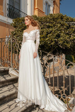 Load image into Gallery viewer, Napoli 'Angelina' Katherine Joyce Paris RTW 16028-320 Ready To Wear European Bridal Wedding Gown Designer Philippines