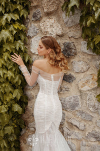 Napoli ' Megan' Katherine Joyce Paris RTW 16034-295 Ready To Wear European Bridal Wedding Gown Designer Philippines