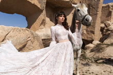 Load image into Gallery viewer, Wind Desert 'Chalbi' Katherine Joyce Paris RTW O 05-253 Ready To Wear European Bridal Wedding Gown Designer Philippines