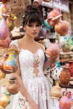 Load image into Gallery viewer, Wind Desert 'Dechna' Katherine Joyce Paris RTW O 06-363 Ready To Wear European Bridal Wedding Gown Designer Philippines