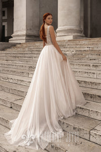 Muse in Naples 'Calipso' Katherine Joyce Paris RTW 05201-340 Ready To Wear European Bridal Wedding Gown Designer Philippines