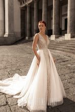 Load image into Gallery viewer, Muse in Naples 'Sirena' Katherine Joyce Paris RTW 16201-570 Ready To Wear European Bridal Wedding Gown Designer Philippines