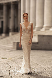 Muse in Naples 'Sirena' Katherine Joyce Paris RTW 16201-570 Ready To Wear European Bridal Wedding Gown Designer Philippines