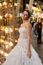 Load image into Gallery viewer, Star of Milan 'Elsa' Victoria Soprano RTW 22220-345 Ready To Wear European Bridal Wedding Gown Designer Philippines
