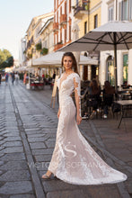 Load image into Gallery viewer, Star of Milan 'Astar' Victoria Soprano RTW 23820-255 Ready To Wear European Bridal Wedding Gown Designer Philippines