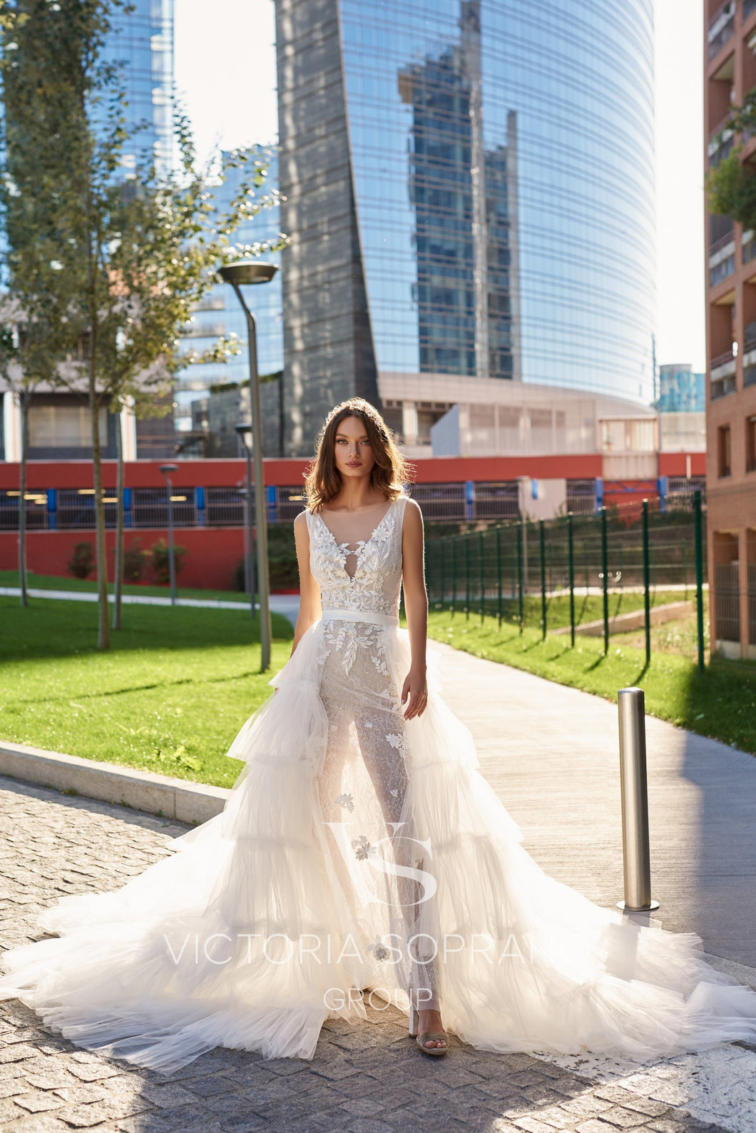 Star of Milan 'Afina' Victoria Soprano RTW 23220-320 Ready To Wear European Bridal Wedding Gown Designer Philippines