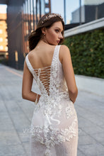Load image into Gallery viewer, Star of Milan 'Afina' Victoria Soprano RTW 23220-320 Ready To Wear European Bridal Wedding Gown Designer Philippines