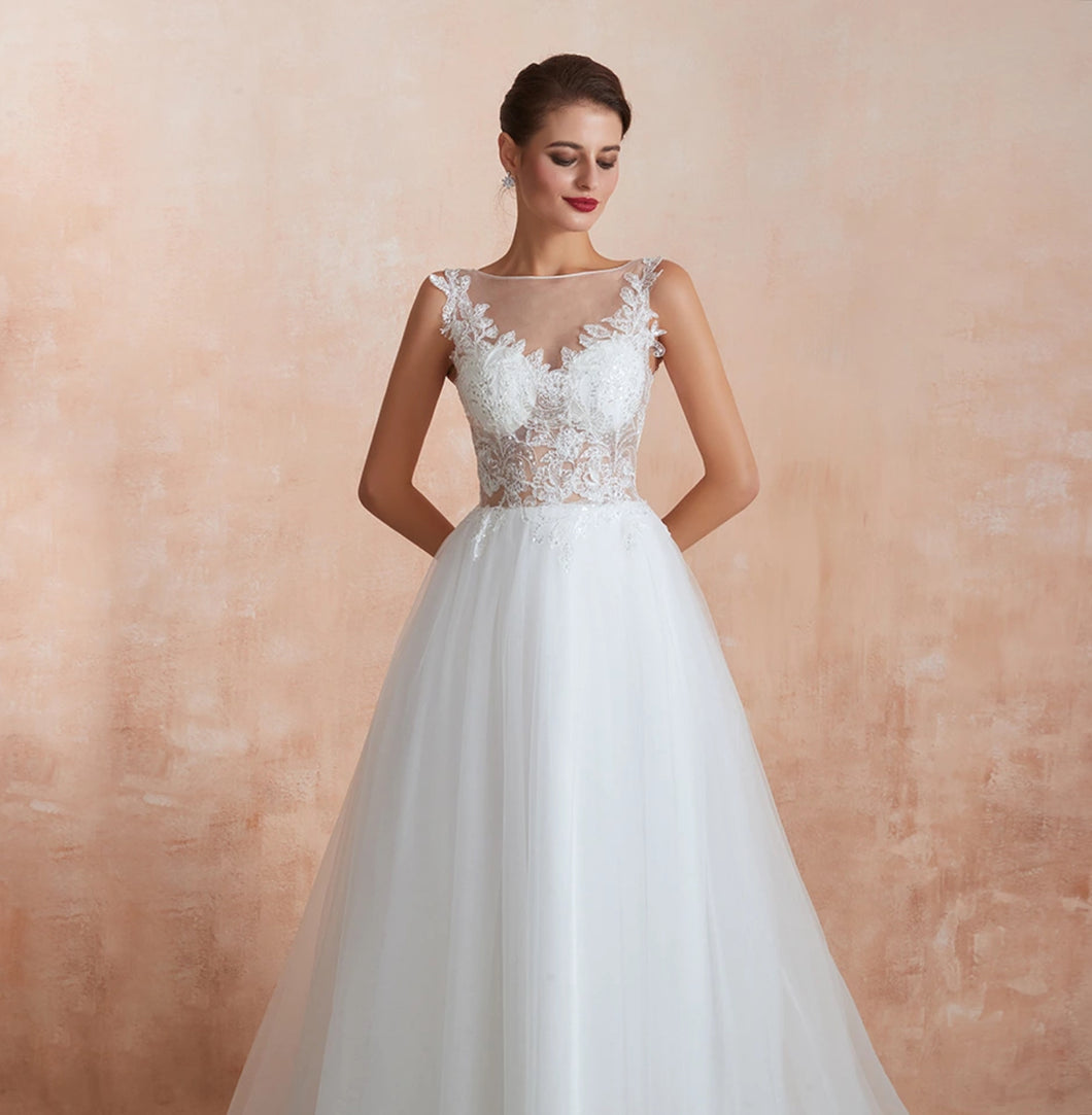 Inspired Collection 'Cathrina' Shabby Chic Style Studio RTW 000 Ready To Wear European Bridal Wedding Gown Designer Philippines