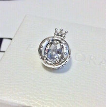 Load image into Gallery viewer, Crown Pandora charm 92.5 Italy silver