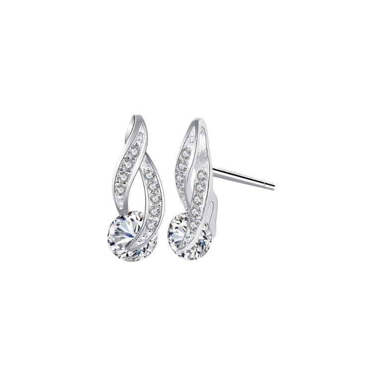 Silver Earrings  92.5 Italy silver