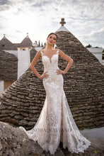 Load image into Gallery viewer, Italian Dream 'Margo' Nora Naviano Sposa RTW 18306-350 Ready To Wear European Bridal Wedding Gown Designer Philippines