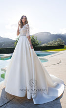 Load image into Gallery viewer, Voyage 'Valley' Nora Naviano Sposa RTW 17317-00 Ready To Wear European Bridal Wedding Gown Designer Philippines