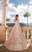 Load image into Gallery viewer, Voyage 'Varvara' Nora Naviano Sposa RTW 17332-424 Ready To Wear European Bridal Wedding Gown Designer Philippines