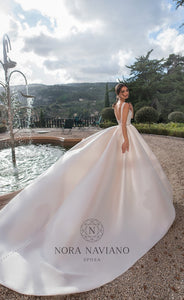 Voyage 'Vela' Nora Naviano Sposa RTW 17328-424 Ready To Wear European Bridal Wedding Gown Designer Philippines
