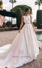 Load image into Gallery viewer, Voyage 'Vela' Nora Naviano Sposa RTW 17328-424 Ready To Wear European Bridal Wedding Gown Designer Philippines