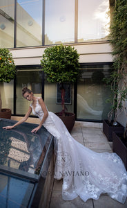 Voyage 'Venice' Nora Naviano Sposa RTW 17335-318 Ready To Wear European Bridal Wedding Gown Designer Philippines
