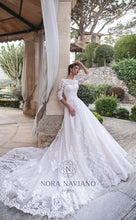 Load image into Gallery viewer, Voyage 'Verina' Nora Naviano Sposa RTW 17345-00 Ready To Wear European Bridal Wedding Gown Designer Philippines