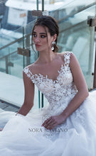Load image into Gallery viewer, Voyage 'Villette' Nora Naviano Sposa RTW 18011-00 Ready To Wear European Bridal Wedding Gown Designer Philippines