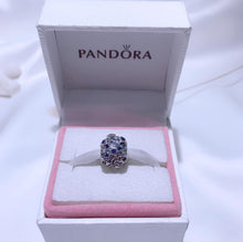 Load image into Gallery viewer, Star Pandora charm 92.5 Italy silver