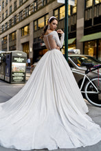 Load image into Gallery viewer, NYC 'Angelica' Elly Haute Couture RTW 047-925 Ready To Wear European Bridal Wedding Gown Designer Philippines