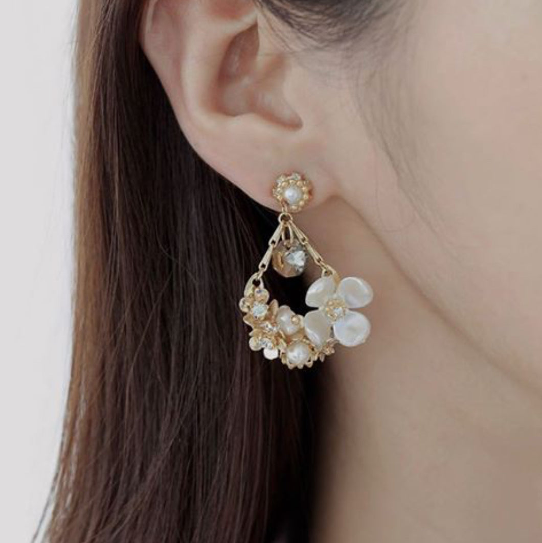 Athena Classics Earings in 'Alison'