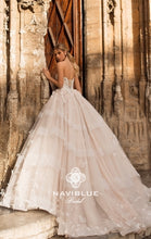 Load image into Gallery viewer, Dolly Collection 'Jesse' Naviblue Bridal RTW 18015-562 Ready To Wear European Bridal Wedding Gown Designer Philippines