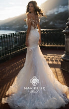 Load image into Gallery viewer, Sweety Collection 'Naya' Naviblue Bridal RTW 18321-450 Ready To Wear European Bridal Wedding Gown Designer Philippines