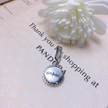 Load image into Gallery viewer, Jewelry pandor harry potter Pandora charm 92.5 Italy silver