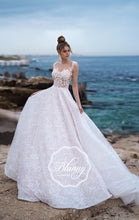 Load image into Gallery viewer, Blunny Collection 'Bridget' Naviblue Bridal RTW 20027-550 Ready To Wear European Bridal Wedding Gown Designer Philippines